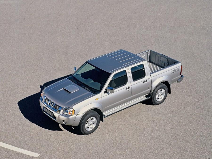 Nissan Pick UP Crew Cab пикап 4-дв., 2001–2008, D22 [рестайлинг] - отзывы, фото и характеристики на Car.ru