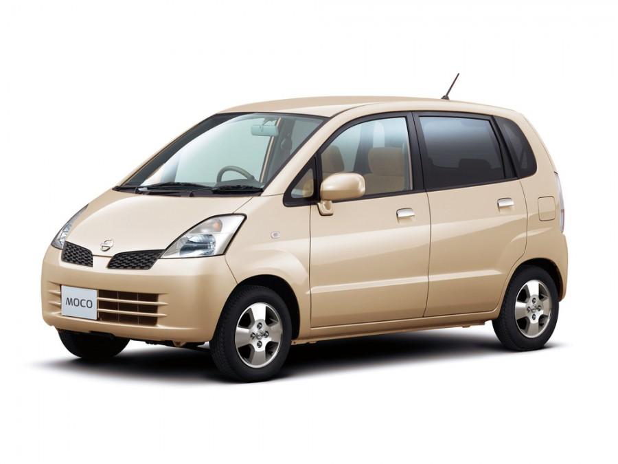 Nissan Moco хетчбэк, 2002–2006, SA0 - отзывы, фото и характеристики на Car.ru