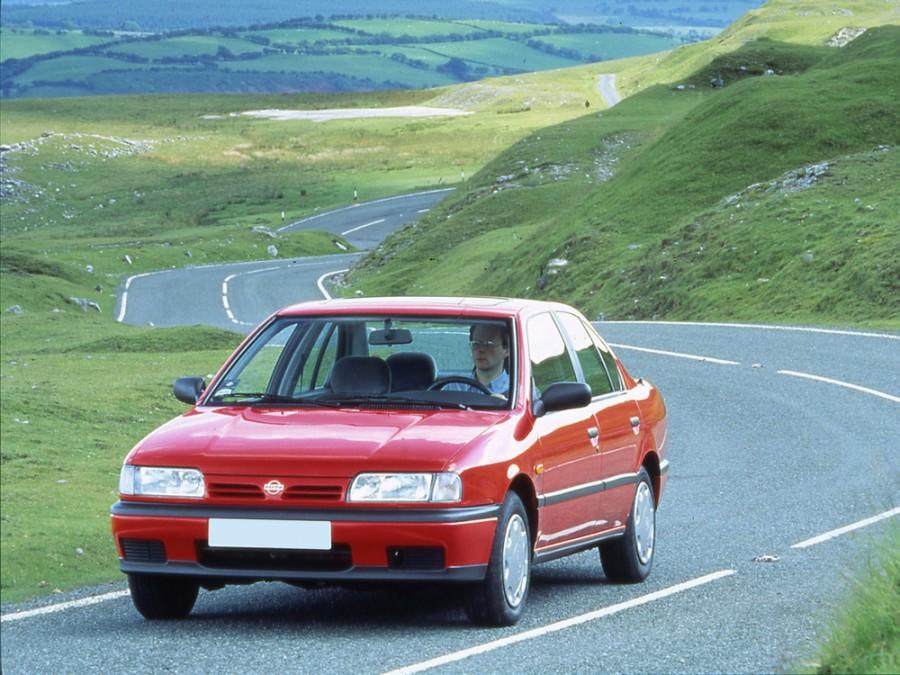 Nissan Primera седан, 1990–1997, P10 - отзывы, фото и характеристики на Car.ru