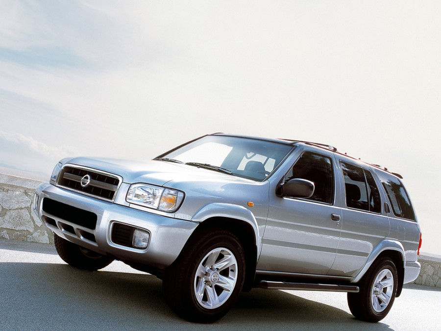 Nissan Pathfinder внедорожник, 1999–2004, R50 [рестайлинг] - отзывы, фото и характеристики на Car.ru