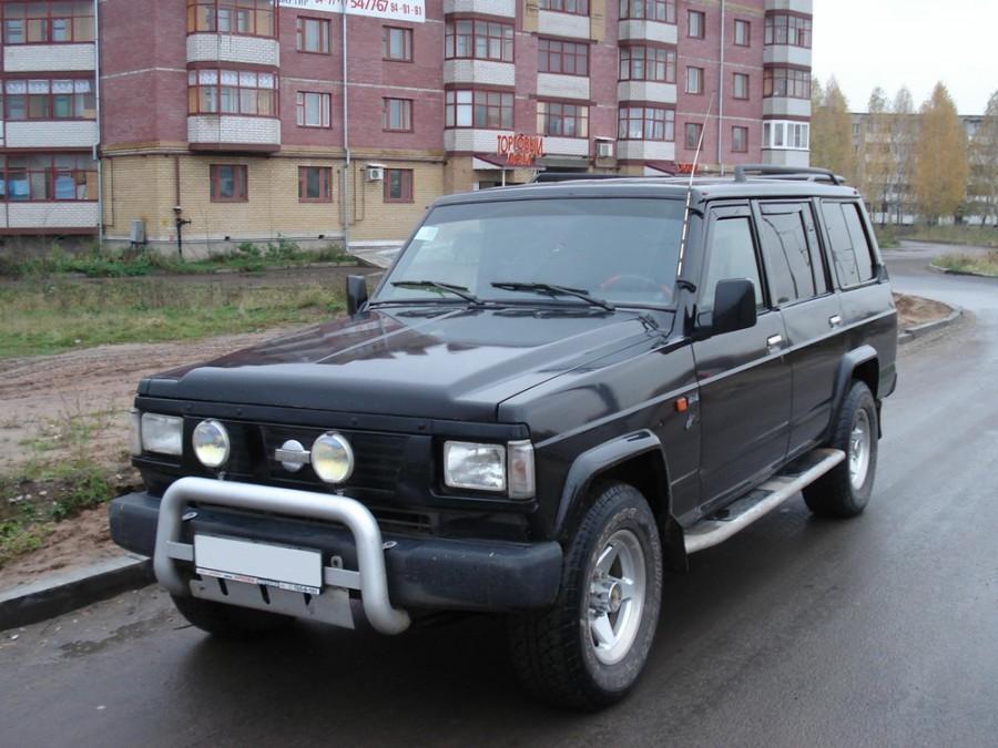 Nissan Patrol внедорожник 5-дв., 1986–1994, 160/260 [2-й рестайлинг] - отзывы, фото и характеристики на Car.ru