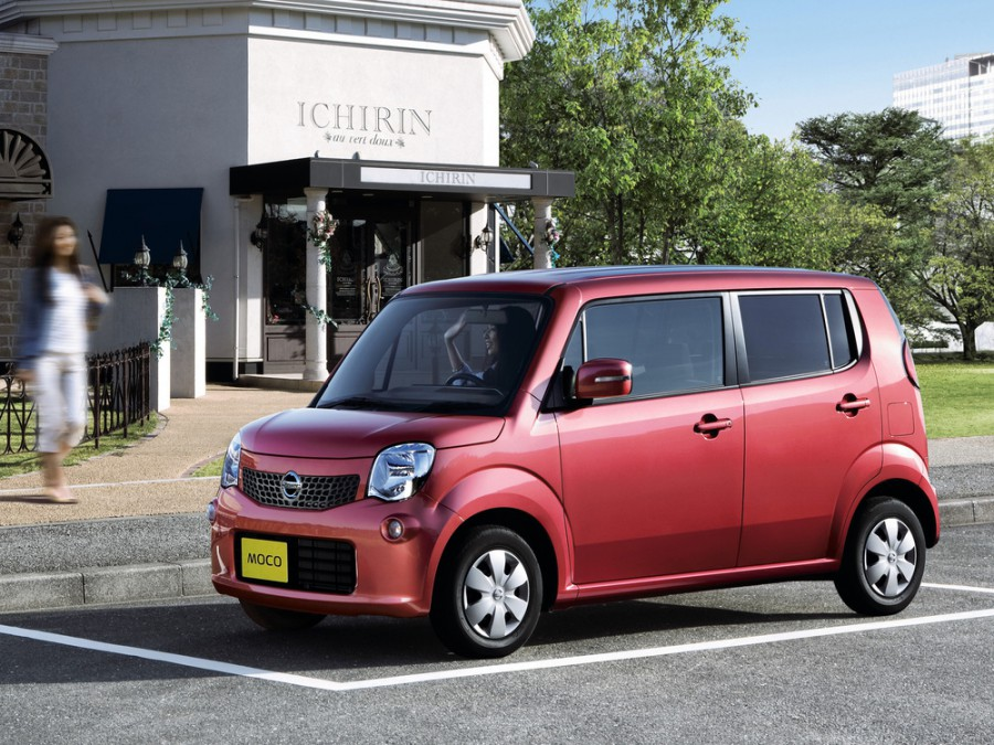 Nissan Moco минивэн, 2011–2016, SA2 - отзывы, фото и характеристики на Car.ru