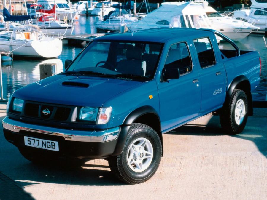 Nissan Pick UP Crew Cab пикап 4-дв., 1997–2001, D22 - отзывы, фото и характеристики на Car.ru