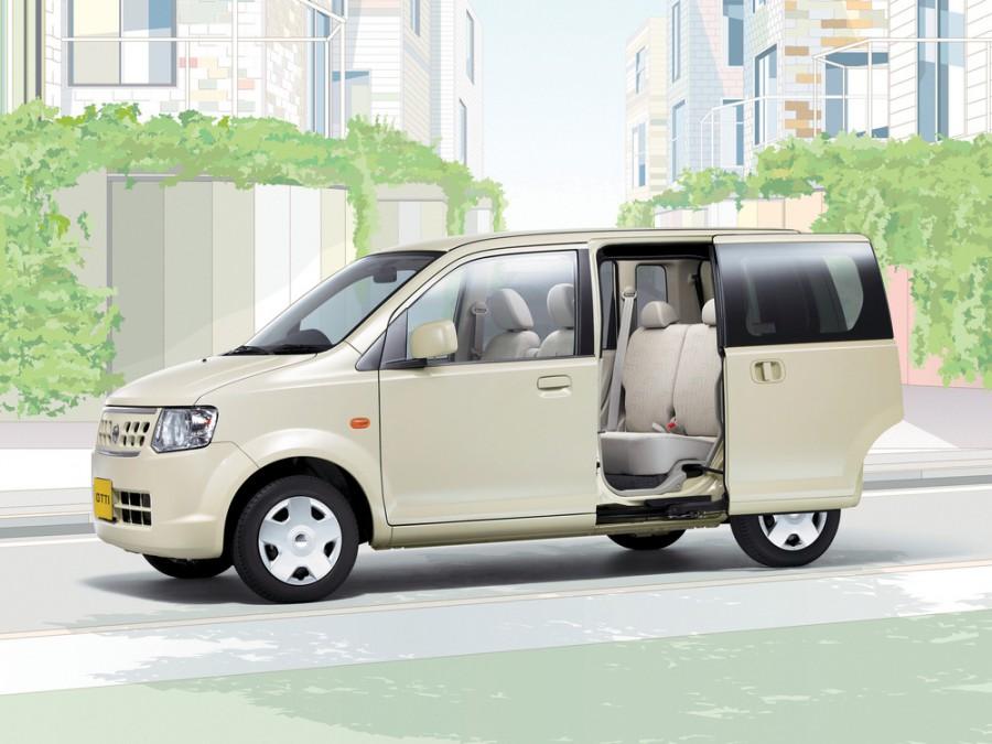 Nissan Otti Slide хетчбэк 5-дв., 2006–2016, H92W - отзывы, фото и характеристики на Car.ru
