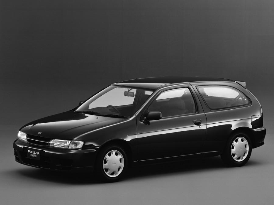 Nissan Pulsar Serie хетчбэк, 1995–1997, N15 - отзывы, фото и характеристики на Car.ru