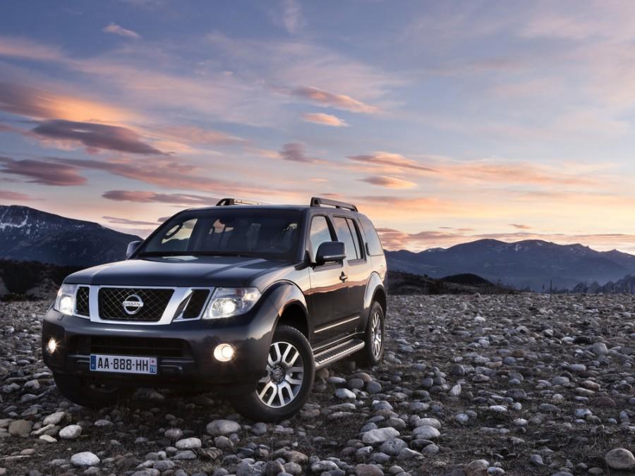 Nissan Pathfinder внедорожник, 2010–2014, R51 [рестайлинг] - отзывы, фото и характеристики на Car.ru