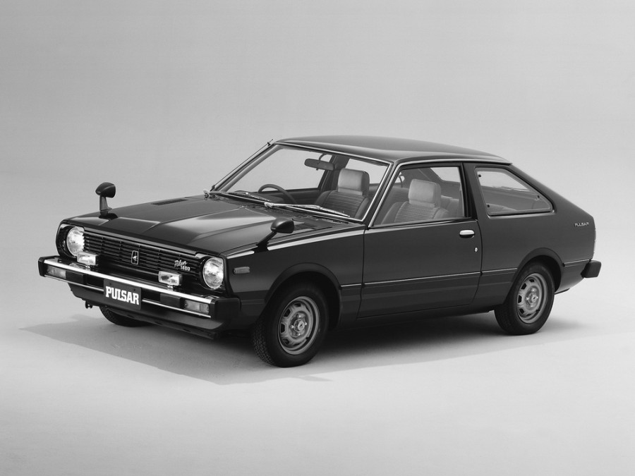 Nissan Pulsar хетчбэк 3-дв., 1978–1982, N10 - отзывы, фото и характеристики на Car.ru