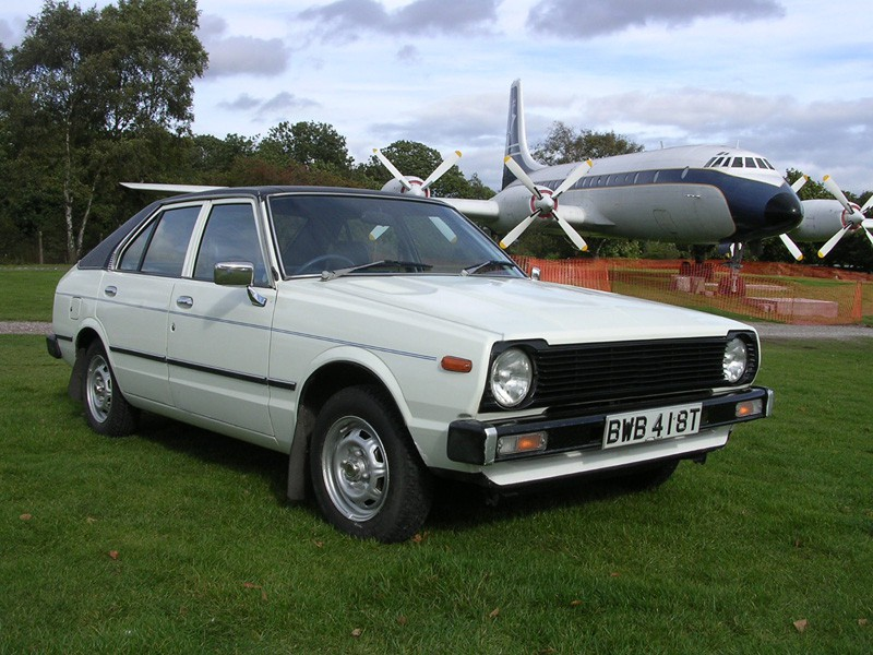 Nissan Pulsar хетчбэк 5-дв., 1978–1982, N10 - отзывы, фото и характеристики на Car.ru