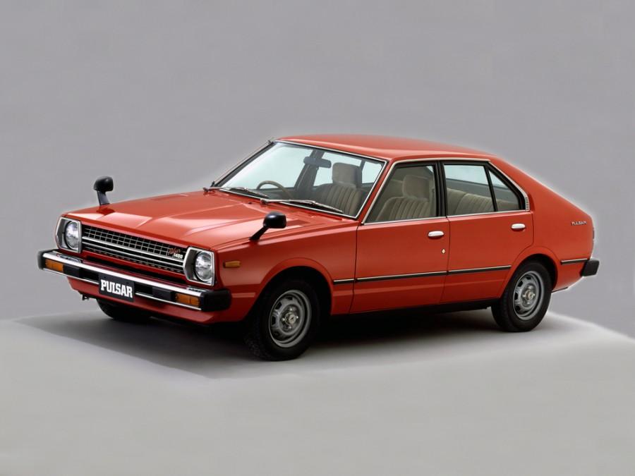 Nissan Pulsar фастбэк, 1978–1982, N10 - отзывы, фото и характеристики на Car.ru