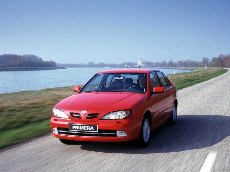 Nissan Primera седан, 1999–2002, P11 [рестайлинг] - отзывы, фото и характеристики на Car.ru