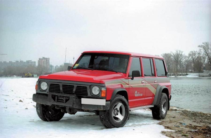 Nissan Patrol внедорожник, 1982–1985, 160/260 [рестайлинг] - отзывы, фото и характеристики на Car.ru