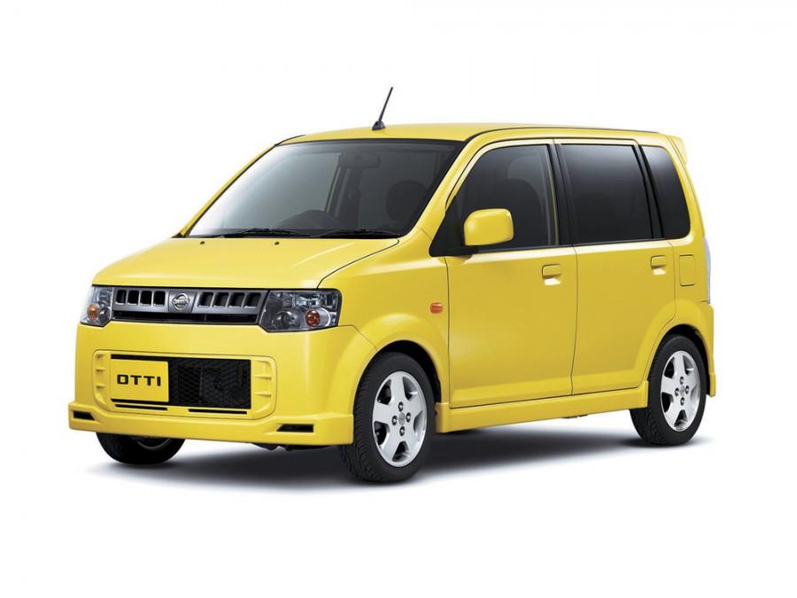 Nissan Otti RS хетчбэк 5-дв., 2006–2016, H92W - отзывы, фото и характеристики на Car.ru