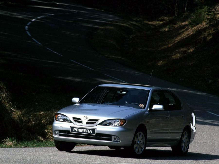 Nissan Primera лифтбэк, 1999–2002, P11 [рестайлинг] - отзывы, фото и характеристики на Car.ru