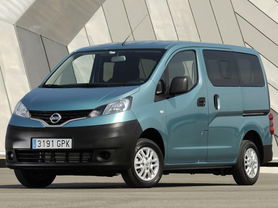 Nissan NV200 Combi минивэн, 2009–2016, 1 поколение - отзывы, фото и характеристики на Car.ru