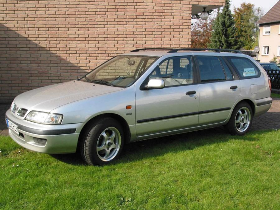 Nissan Primera универсал, 1996–2000, P11 - отзывы, фото и характеристики на Car.ru