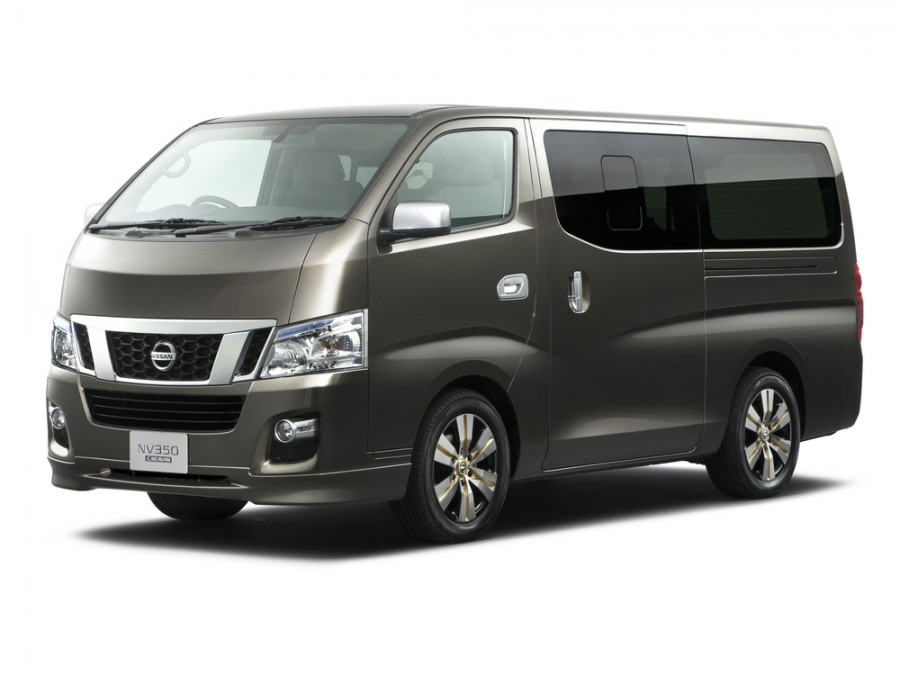 Nissan NV350 Caravan микроавтобус, 2012–2016, E26 - отзывы, фото и характеристики на Car.ru