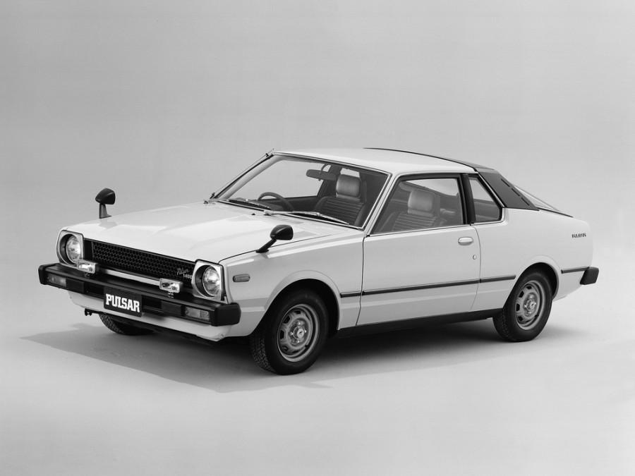 Nissan Pulsar купе, 1978–1982, N10 - отзывы, фото и характеристики на Car.ru
