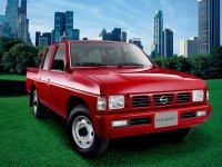 Nissan Pick UP, D21 [рестайлинг], Crew cab пикап 4-дв., 1992–1997