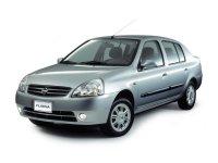 Nissan Platina, 1 поколение, Седан, 2002–2004