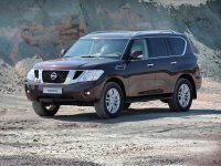 Nissan Patrol, Y62, Внедорожник, 2010–2014