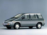 Nissan Prairie, M11, Минивэн, 1988–1998