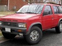 Nissan Pathfinder, WD21, Внедорожник 5-дв., 1987–1995