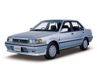 Nissan Pulsar, N13, Седан, 1986–1990