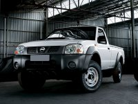 Nissan Pick UP, D22 [рестайлинг], Single cab пикап 2-дв., 2001–2008