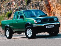 Nissan Pick UP, D22, King cab пикап 2-дв., 1997–2001