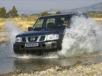 Nissan Patrol, Y61 [рестайлинг], Внедорожник 3-дв., 2004–2010