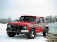 Nissan Patrol, 160/260 [рестайлинг], Внедорожник, 1982–1985