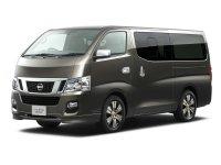 Nissan NV350, E26, Caravan микроавтобус, 2012–2016