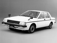 Nissan Pulsar, N12, Седан, 1982–1986