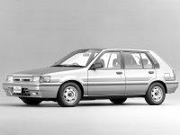 Nissan Pulsar, N13, Хетчбэк 5-дв., 1986–1990