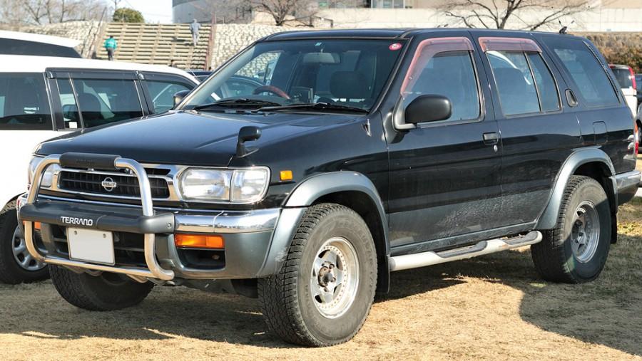 Nissan Terrano внедорожник 5-дв., 1995–2002, R50 - отзывы, фото и характеристики на Car.ru