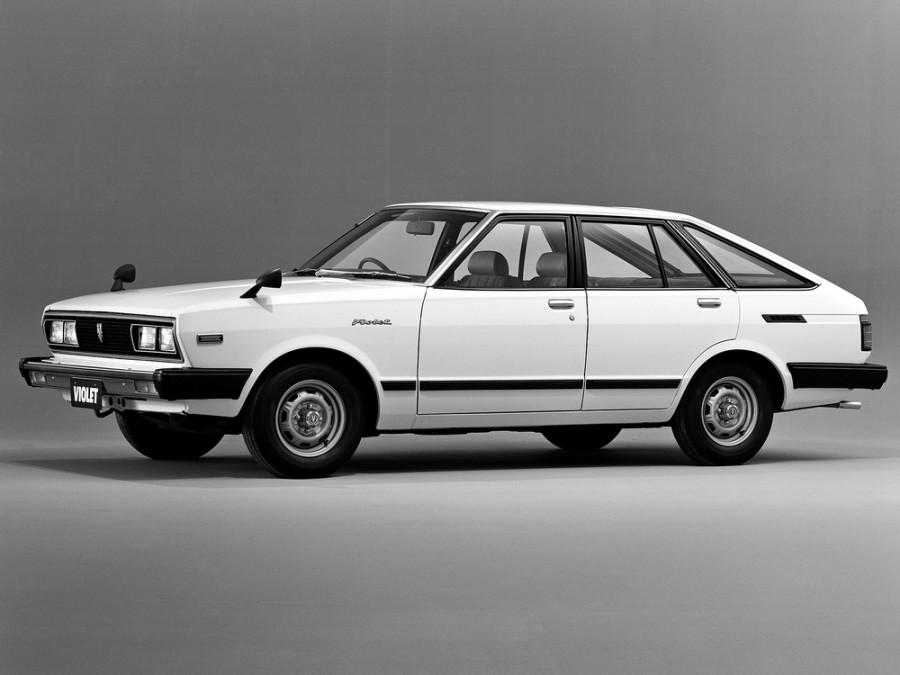 Nissan Violet хетчбэк, A11 [рестайлинг] - отзывы, фото и характеристики на Car.ru