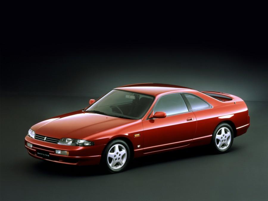 Nissan Skyline купе 2-дв., 1993–2016, R33 - отзывы, фото и характеристики на Car.ru