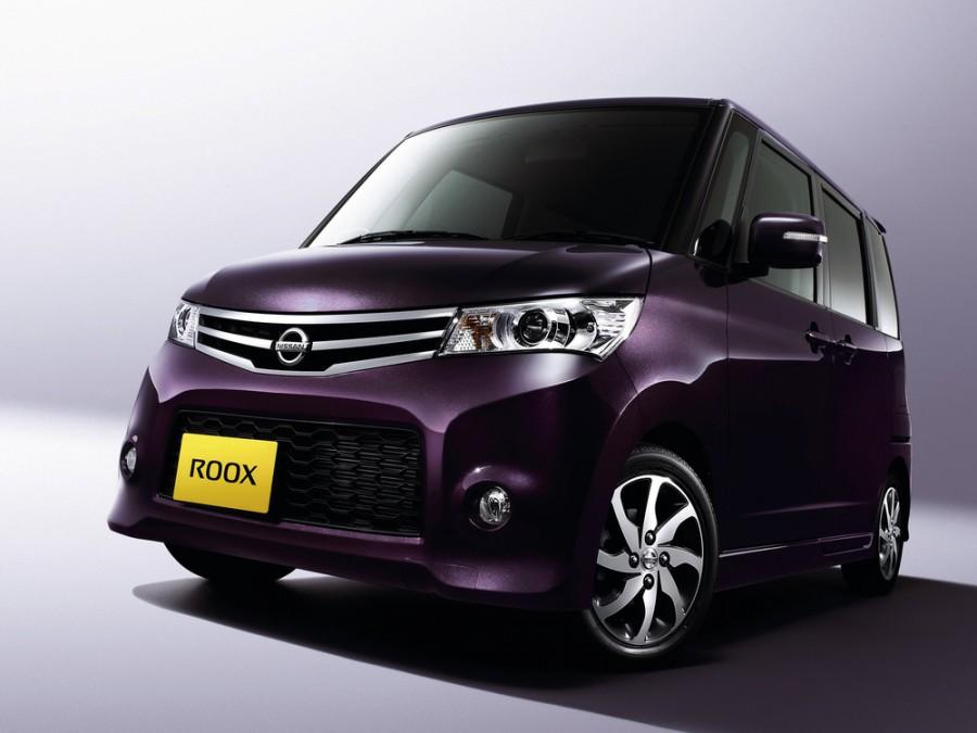 Nissan Roox Нighway star минивэн 5-дв., 2009–2016, 1 поколение - отзывы, фото и характеристики на Car.ru