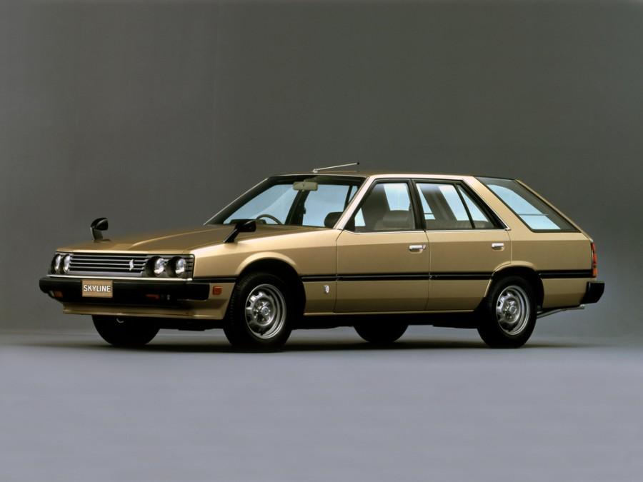 Nissan Skyline универсал, 1982–1985, R30 - отзывы, фото и характеристики на Car.ru