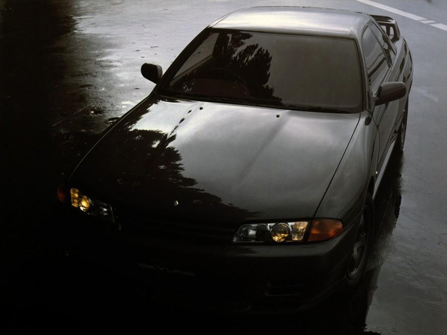 Nissan Skyline GTR купе 2-дв., 1989–1994, R32 - отзывы, фото и характеристики на Car.ru