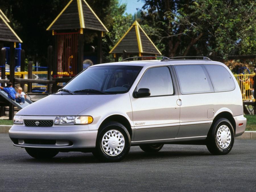 Nissan Quest минивэн, 1996–1998, 1 поколение [рестайлинг] - отзывы, фото и характеристики на Car.ru