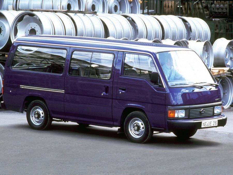 Nissan Urvan микроавтобус, E24 - отзывы, фото и характеристики на Car.ru