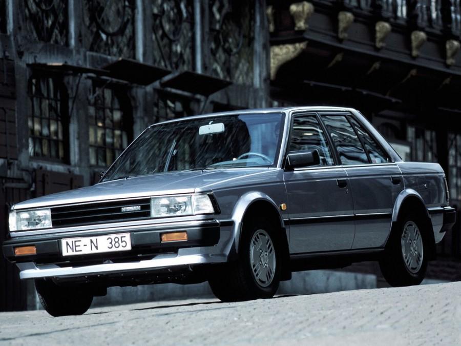 Nissan Stanza седан, T12 - отзывы, фото и характеристики на Car.ru
