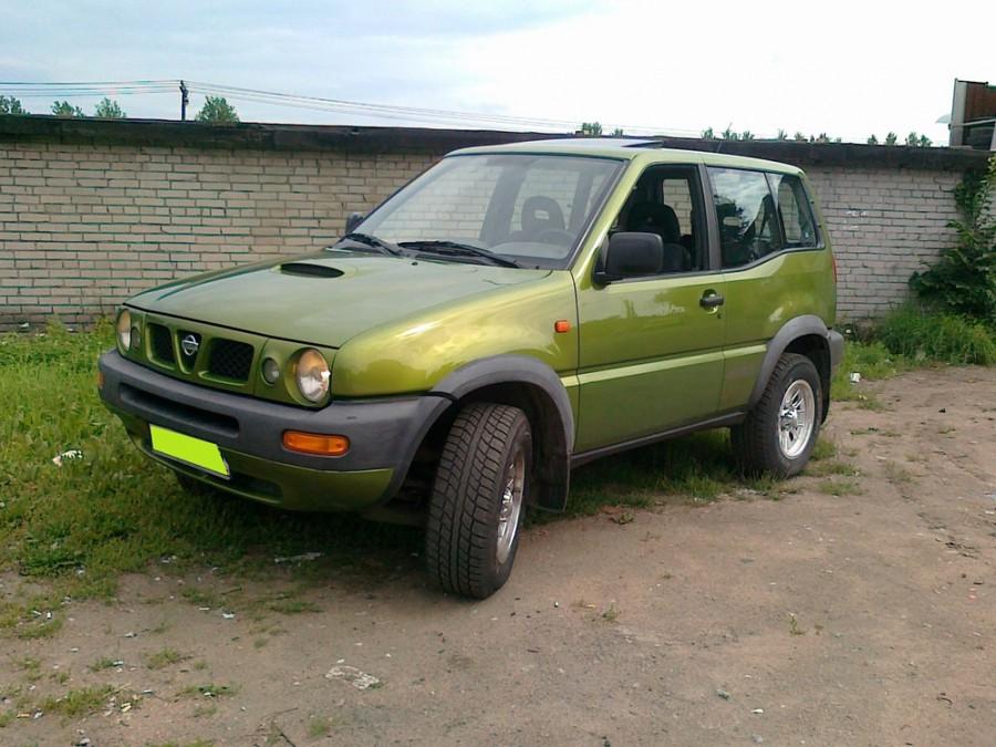 Nissan Terrano внедорожник 3-дв., 1996–1999, R20 [рестайлинг] - отзывы, фото и характеристики на Car.ru