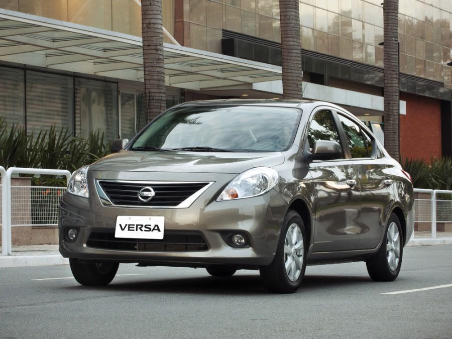 Nissan Versa седан, 2011–2016, 2 поколение - отзывы, фото и характеристики на Car.ru
