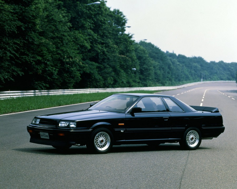 Nissan Skyline GTS-R купе 2-дв., 1985–1989, R31 - отзывы, фото и характеристики на Car.ru