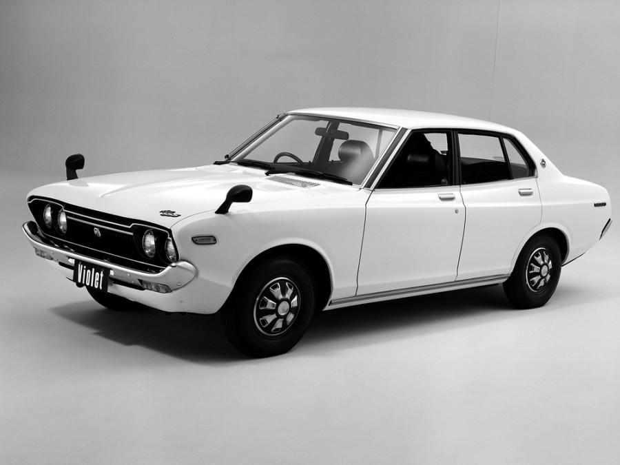 Nissan Violet седан, 711 [рестайлинг] - отзывы, фото и характеристики на Car.ru