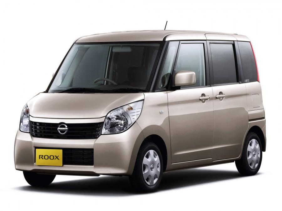 Nissan Roox минивэн, 2009–2016, 1 поколение - отзывы, фото и характеристики на Car.ru