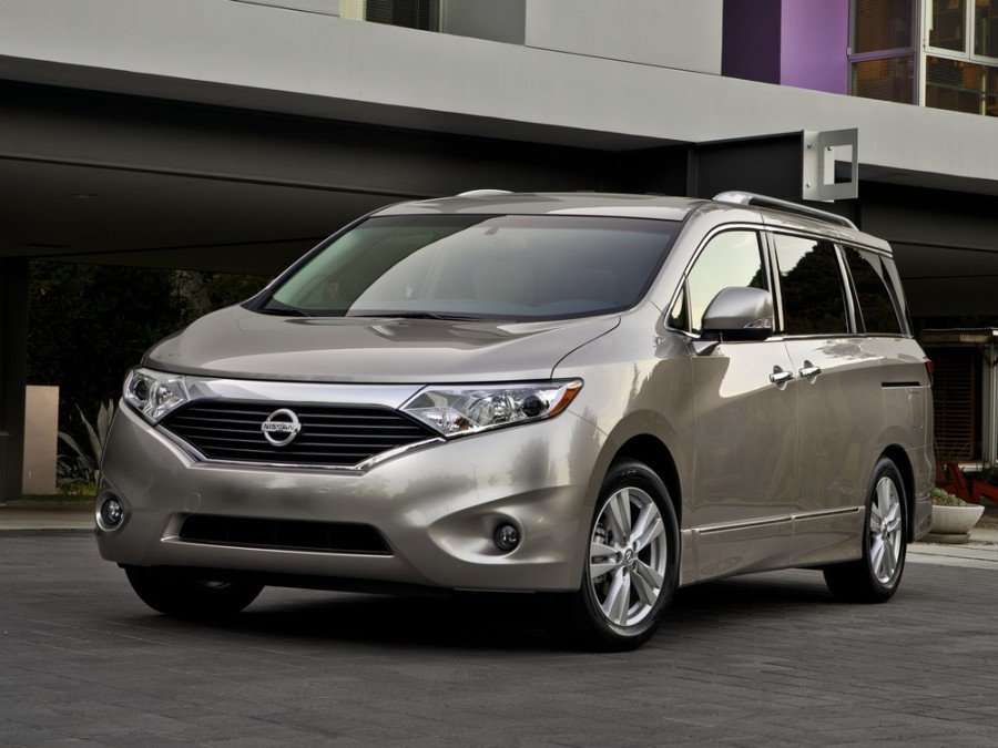 Nissan Quest минивэн, 2010–2016, 4 поколение - отзывы, фото и характеристики на Car.ru