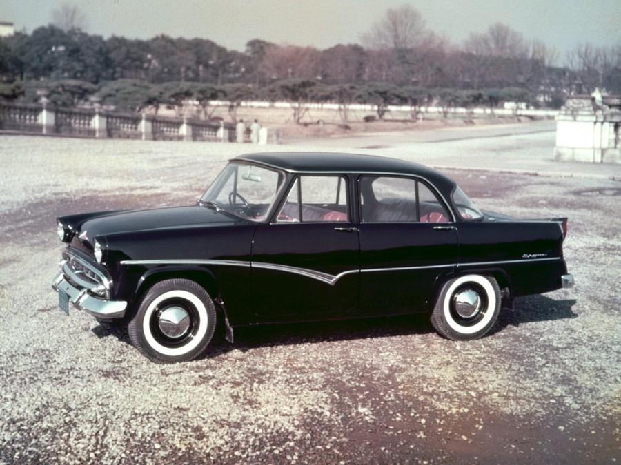 Nissan Skyline седан, 1957–1963, ALSI-1 - отзывы, фото и характеристики на Car.ru